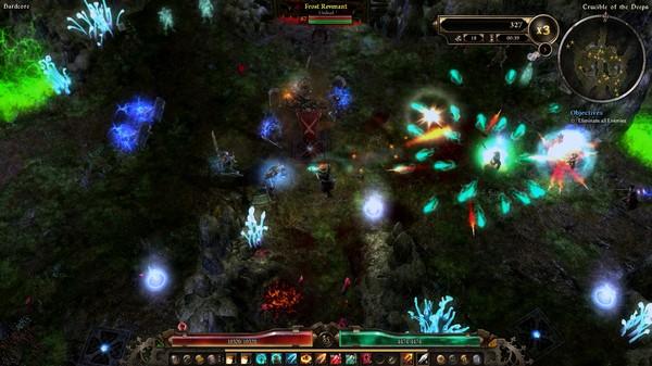 Скриншот №6 к Grim Dawn - Crucible Mode DLC