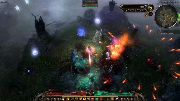 Скриншот №1 к Grim Dawn - Crucible Mode DLC