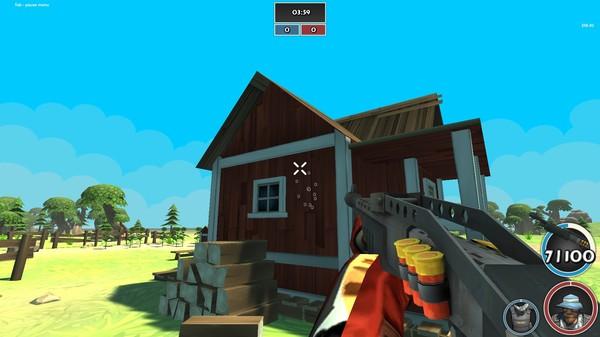 Head Shot скриншот