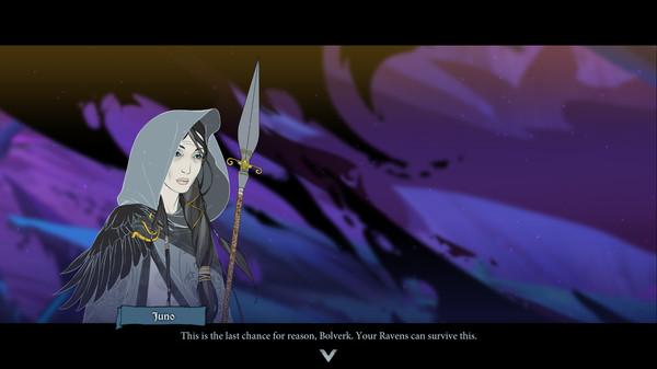 The Banner Saga 3 скриншот