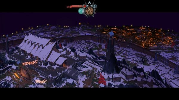 Скриншот №6 к The Banner Saga 3