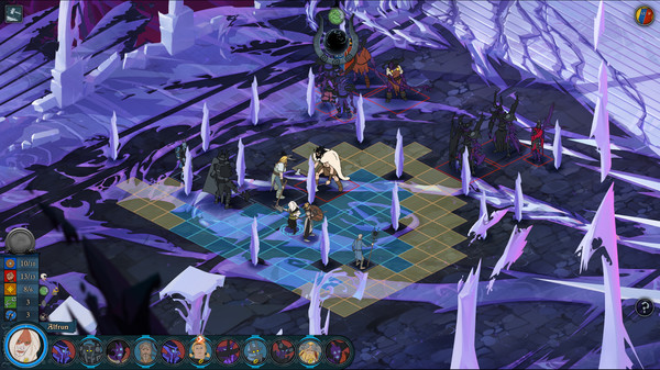 Скриншот №5 к The Banner Saga 3