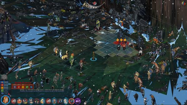 Скриншот №3 к The Banner Saga 3