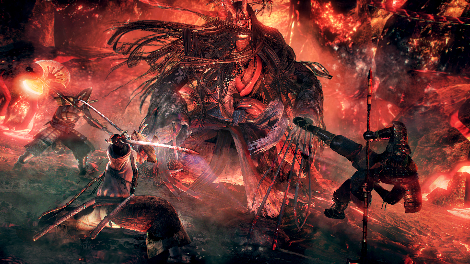 Nioh Complete Edition Free Download