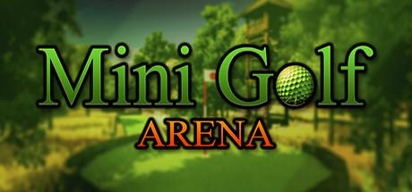 Mini Golf Arena Cover Image