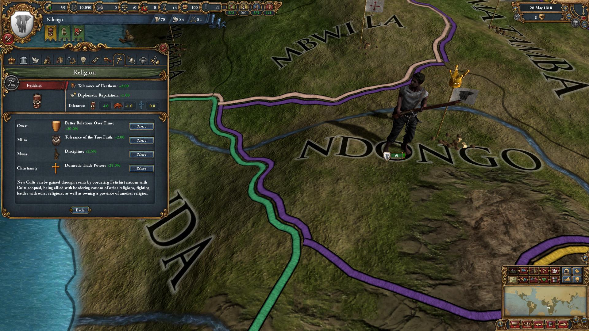 Europa Universalis IV: Rights of Man Screenshot 2