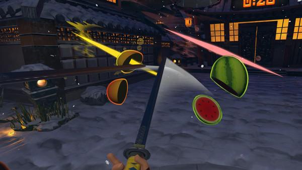 Скриншот №5 к Fruit Ninja VR