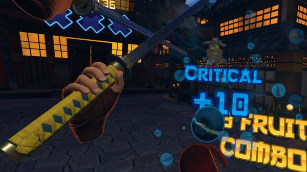Скриншот №2 к Fruit Ninja VR