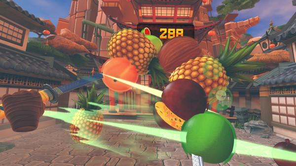 Скриншот №8 к Fruit Ninja VR