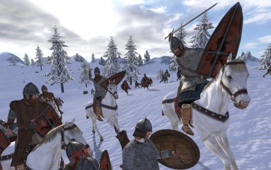 Mount & Blade: Warband скриншот