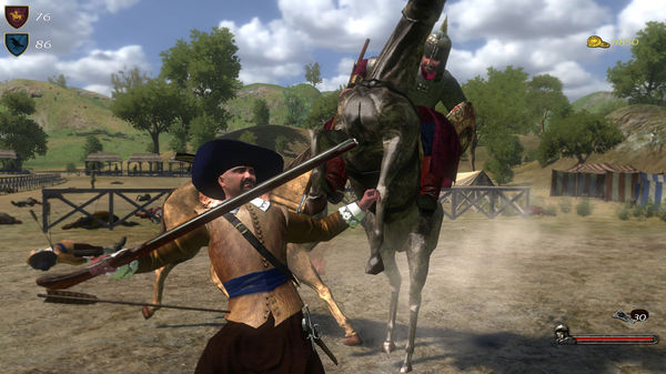 Mount & Blade: With Fire & Sword скриншот