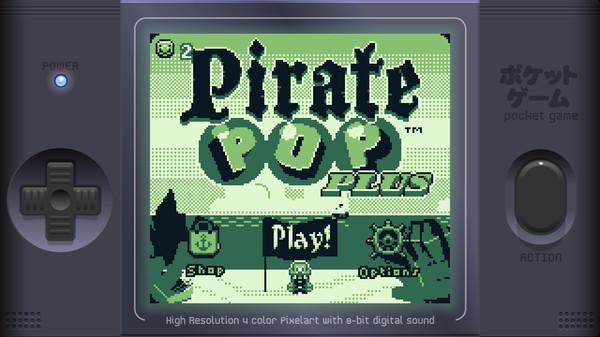 Скриншот №1 к Pirate Pop Plus