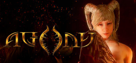 Agony Cover Image