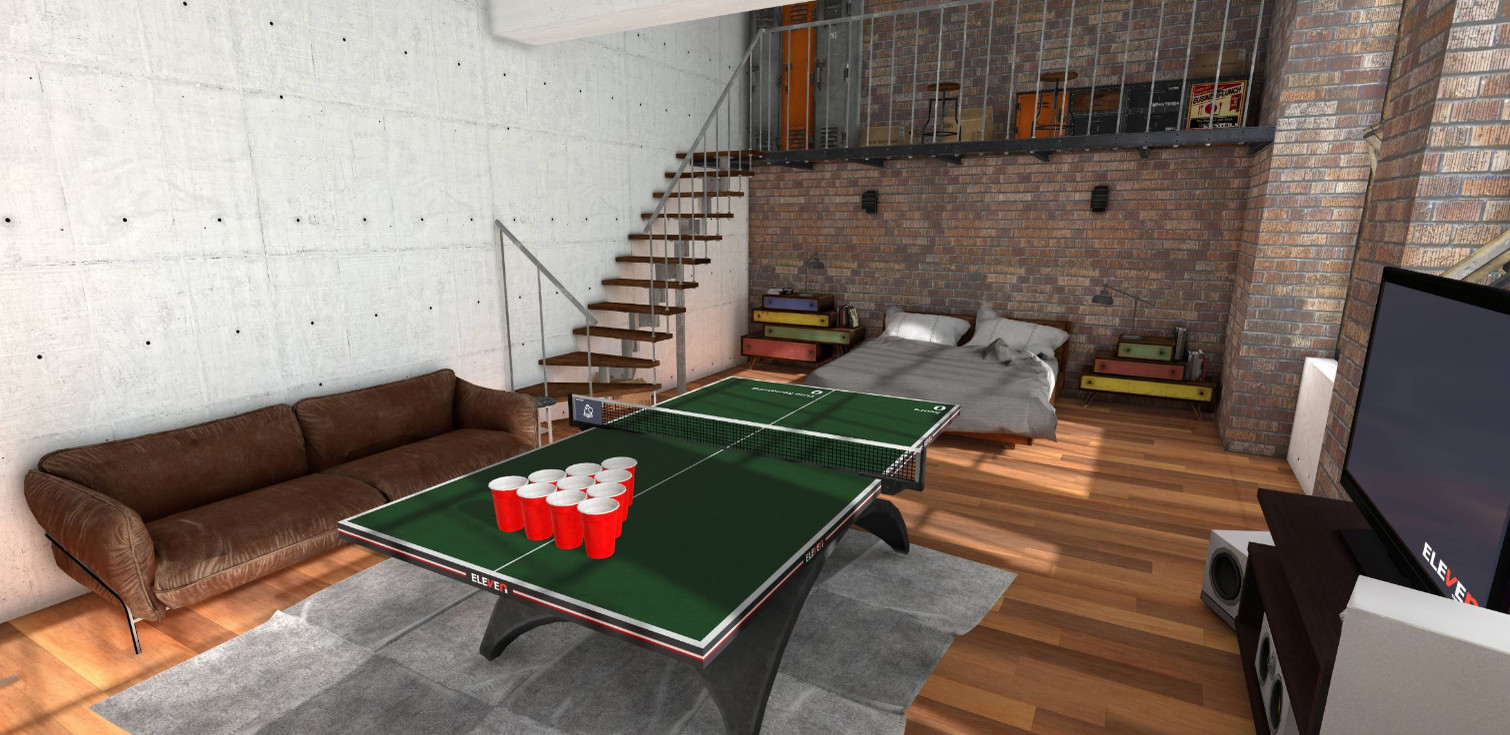 Eleven Table Tennis  Free Download