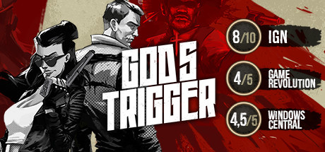 God's Trigger Cover Image