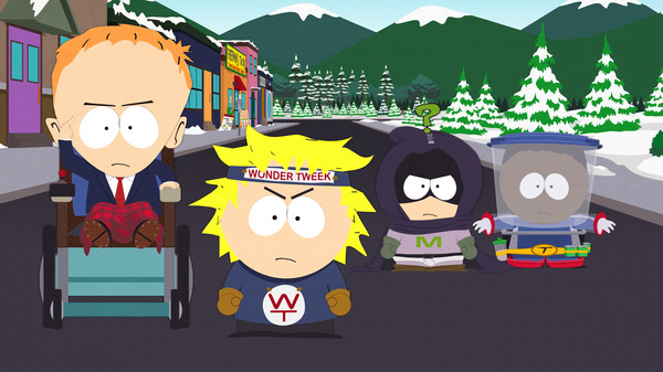 South Park: The Fractured but Whole скриншот