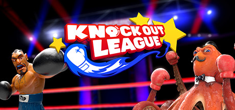 Knockout League - Arcade VR Boxing Cover Image