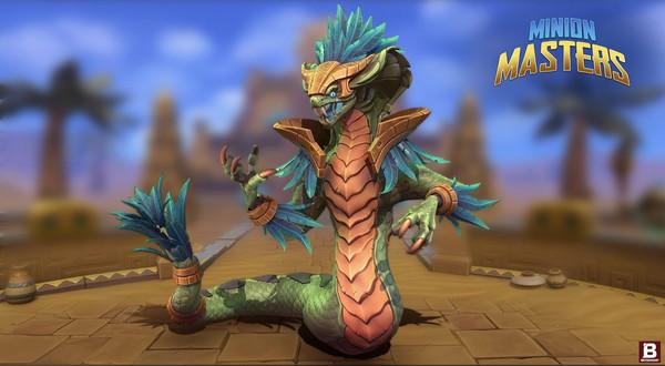 Скриншот №11 к Minion Masters