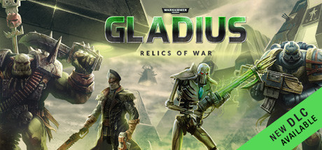 Warhammer 40,000: Gladius - Relics of War Cover Image