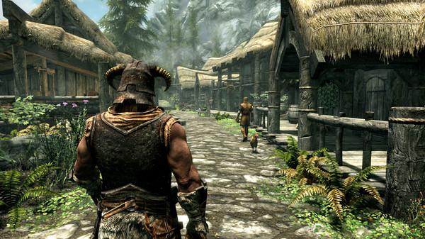 Скриншот №8 к The Elder Scrolls V Skyrim Special Edition