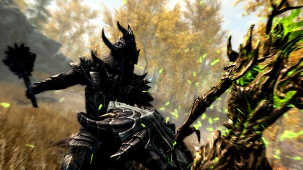 Скриншот №4 к The Elder Scrolls V Skyrim Special Edition