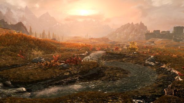 Скриншот №2 к The Elder Scrolls V Skyrim Special Edition