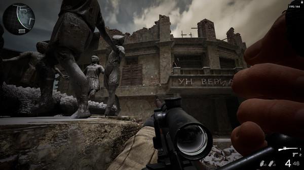 Скриншот №7 к BATTALION 1944