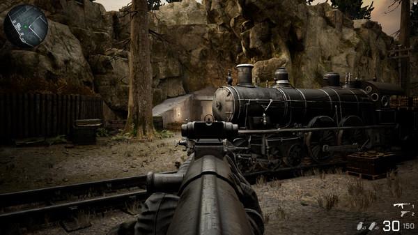 Скриншот №1 к BATTALION 1944