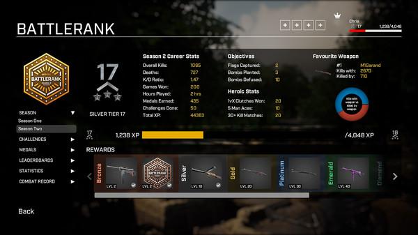 Скриншот №4 к BATTALION 1944