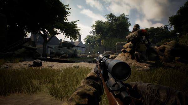Скриншот №3 к BATTALION 1944