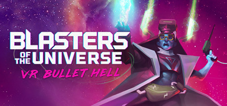 Blasters of the Universe Cover Image