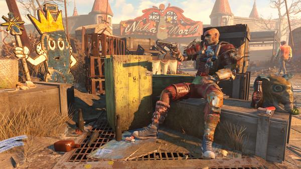 Скриншот №5 к Fallout 4 Nuka-World