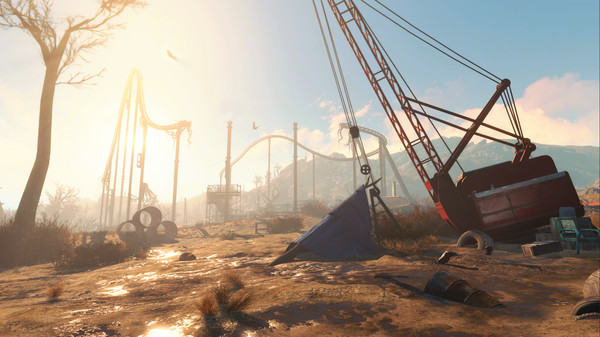 Скриншот №8 к Fallout 4 Nuka-World