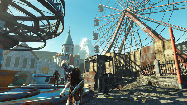 Скриншот №2 к Fallout 4 Nuka-World