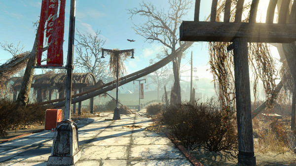 Скриншот №6 к Fallout 4 Nuka-World