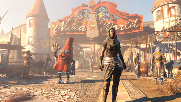 Скриншот №7 к Fallout 4 Nuka-World