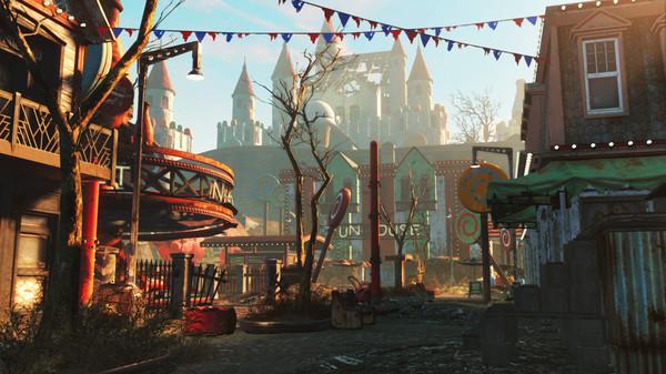 Скриншот №1 к Fallout 4 Nuka-World