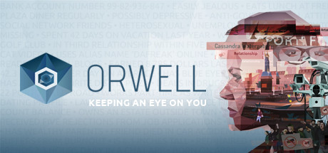 Orwell: Keeping an Eye On You Cover Image