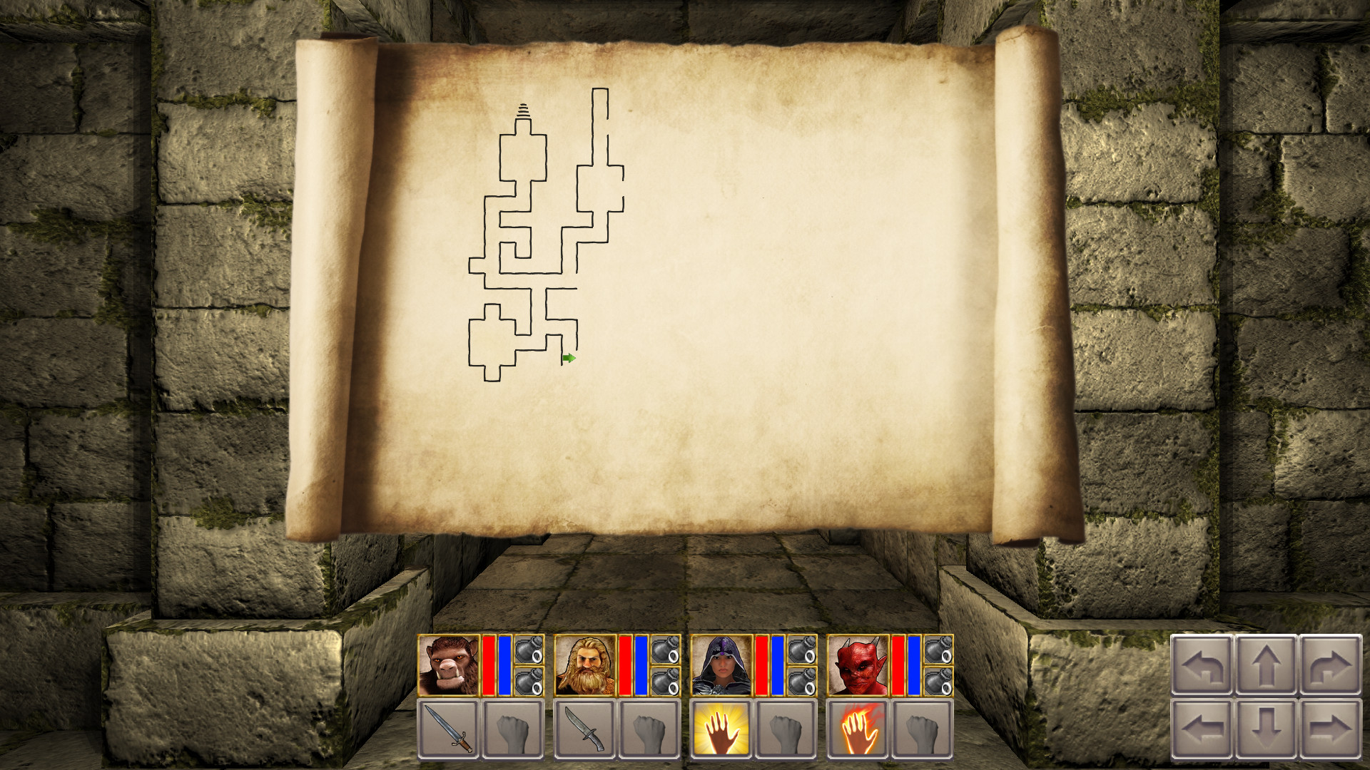 Heroes of the Monkey Tavern Screenshot 2