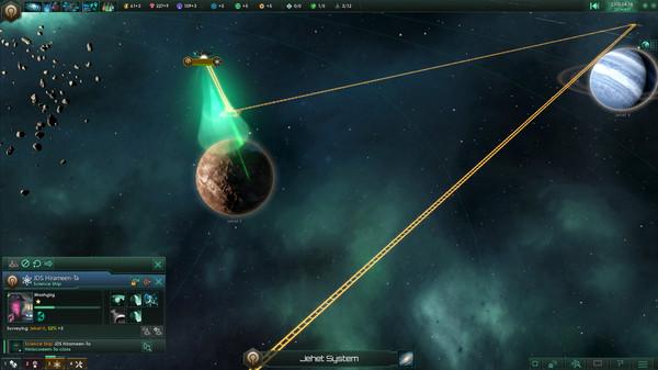 Скриншот №5 к Stellaris Complete Soundtrack