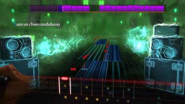 "Скриншот №5 к Rocksmith® 2014 – Pixies  - ""Debaser"""