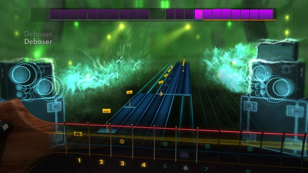 "Скриншот №2 к Rocksmith® 2014 – Pixies  - ""Debaser"""
