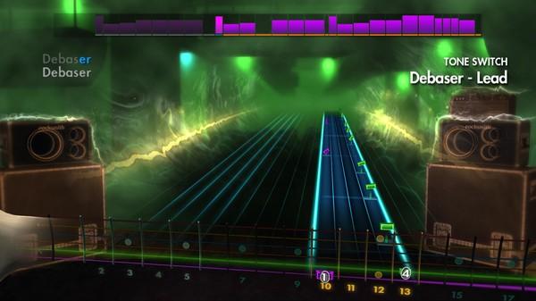 "Скриншот №4 к Rocksmith® 2014 – Pixies  - ""Debaser"""