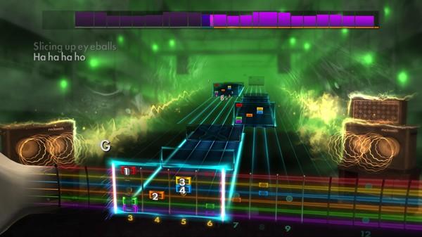 "Скриншот №3 к Rocksmith® 2014 – Pixies  - ""Debaser"""