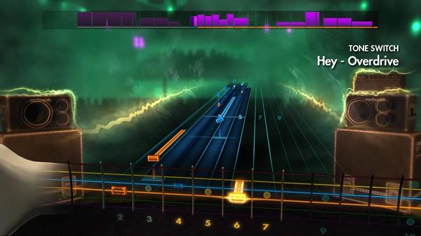 """Скриншот №4 к Rocksmith® 2014 – Pixies  - """"Hey"""""""