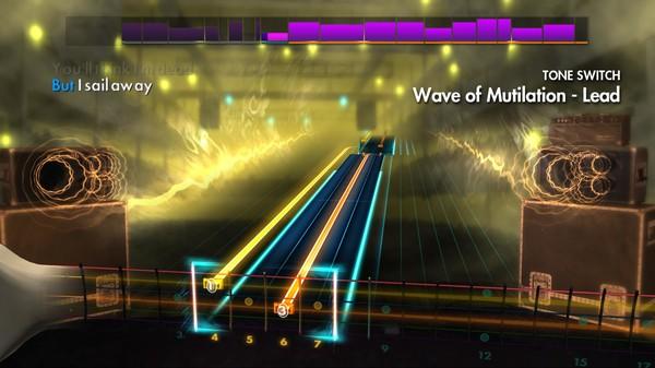 """Скриншот №5 к Rocksmith® 2014 – Pixies  - """"Wave of Mutilation"""""""