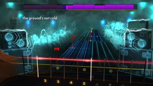 """Скриншот №3 к Rocksmith® 2014 – Pixies  - """"Monkey Gone To Heaven"""""""
