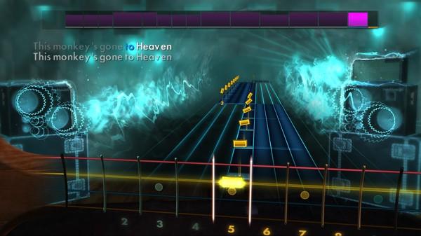"""Скриншот №2 к Rocksmith® 2014 – Pixies  - """"Monkey Gone To Heaven"""""""
