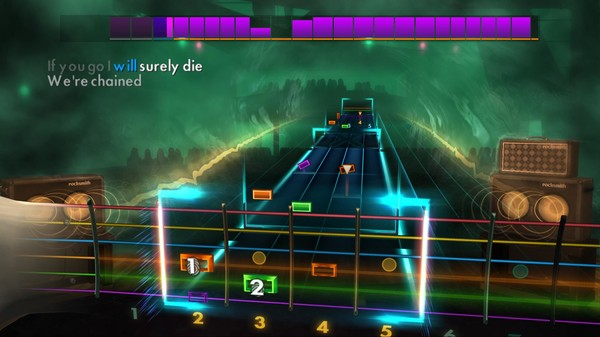 Скриншот №3 к Rocksmith® 2014 – Pixies Song Pack