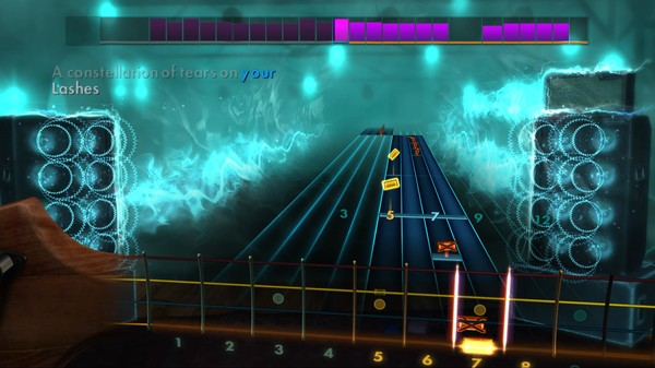 "Скриншот №4 к Rocksmith® 2014 – Fall Out Boy  - ""My Song Know What You Did In The Dark Light Em Up"""